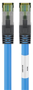 CAT 8.1 patch cable, S/FTP (PiMF),